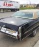 Cadillac trasero