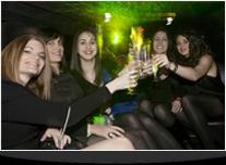 alquiler de limusinas en madrid para discotecas