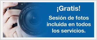 Limusinas en Madrid con sesion de fotos gratis